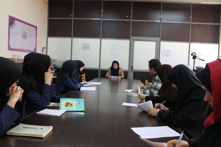 کارشناسی گروههای آموزشی منطقه بهارستان دو شهرستانهای استان تهران