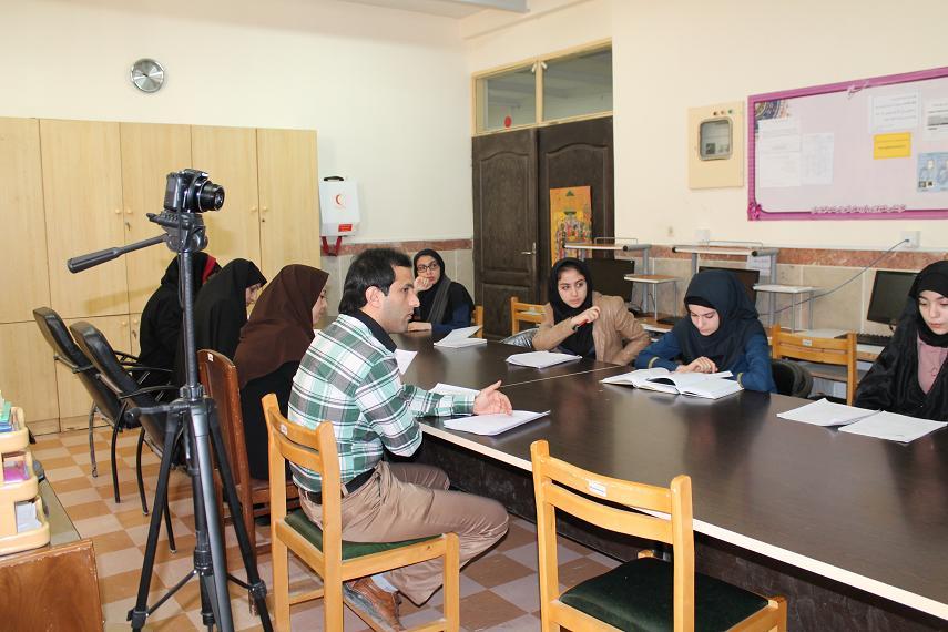 گزارش مصور المپیاد روانخوانی روان خوانی روخوانی خواندن شهرستان بهارستان2