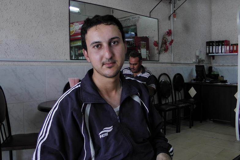 سفرنامه دوچرخه - مرتضی - کردکوی