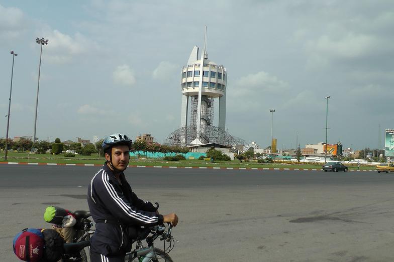 گرگان - دوچرخه نامه - سفرنامه مشهد با 2چرخه