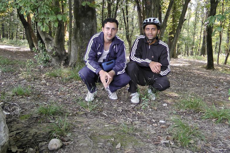 جنگل های گلستان ،مرتضی احسانی و علی ارژنگ
