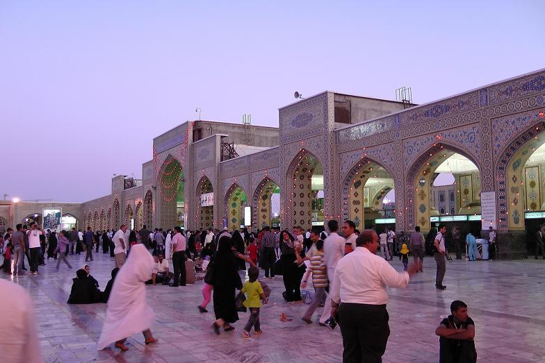 سفرنامه مشهد بخش هشتم ، نیمه شعبان در مشهد