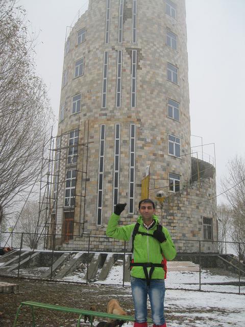 برج کولک چال