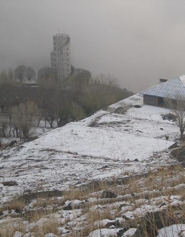 برج پیشاهنگی کلکچال